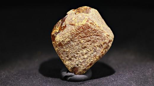 Rohbernstein rot